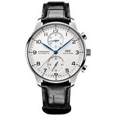 "IWC ""150 Year"" Edition Portugieser Chronograph Automatic Watch"