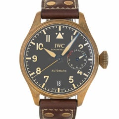 IWC 5010 Big Pilot Bronze Heritage IW5010-05 Swiss Automatic Watch IW501005