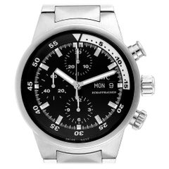 IWC Aquatimer Automatic Chronograph Day Date Men's Watch IW371928