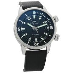 IWC Aquatimer IW323101, Black Dial, Certified and Warranty