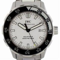 wholesale dealer b0d05 172c4 IWC GST Split Second IW370703 w/ titanium bezel and black ...