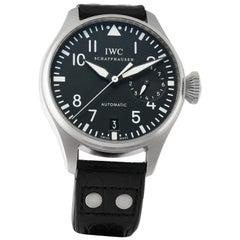 IWC Aquatimer IW500901, Black Dial, Certified and Warranty
