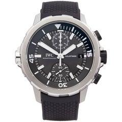 IWC Aquatimer Shark Edition Stainless Steel IW379506 Wristwatch