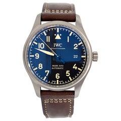 IWC Automatic Titanium Pilot's Watch Mark XVIII Heritage