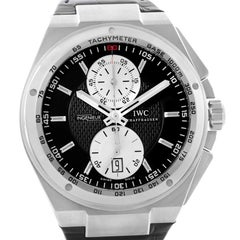 IWC Big Ingenieur Chronograph Automatic Men's Watch IW378401 Unworn