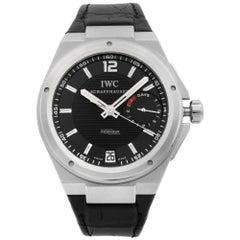 IWC Big Ingenieur Steel Black Dial Power Reserve Automatic Men's Watch IW500501