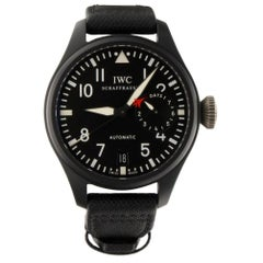 IWC Big Pilot IW501901, Black Dial, Certified and Warranty