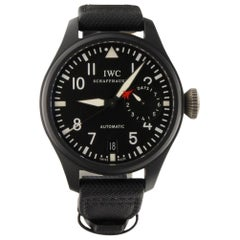 IWC Big Pilot IW501901, Millimeters Black Dial, Certified and Warranty