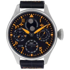 IWC Big Pilot IW502618, Black Dial, Certified and Warranty