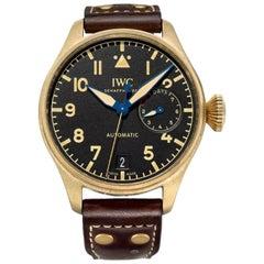 IWC Big Pilot's Watch Heritage Bronze 'IW501005'