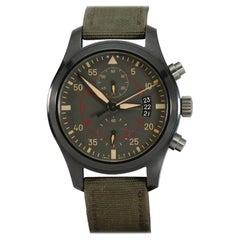 IWC Ceramic Pilot Chronograph Top Gun Miramar Ref IW388002