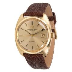 IWC Classique Classique Men's Watch in 18 Karat Yellow Gold