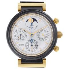 IWC Da Vinci IW3755-02, White Dial, Certified and Warranty