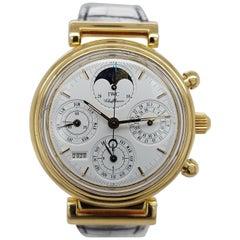 IWC Da Vinci Perpetual Calendar IW3750, Automatic, 18 Karat Yellow Gold Case