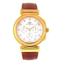 IWC Ingenieur 18 Karat Yellow Gold Automatic Ladies Watch 3733
