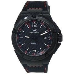 IWC Ingenieur 3733, Black Dial, Certified and Warranty