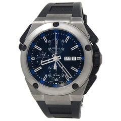 IWC Ingenieur Double Chronograph Titanium Automatic Men's Watch IW386503