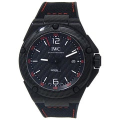 IWC Ingenieur IW322402, Carbon Fiber Dial, Certified and Warranty