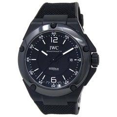 IWC Ingenieur IW322503, Black Dial, Certified and Warranty