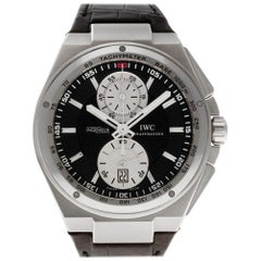 IWC Ingenieur IW378401, Black Dial, Certified and Warranty