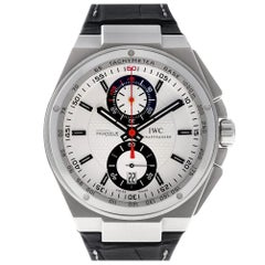 IWC Ingenieur IW378404, Silver Dial, Certified and Warranty