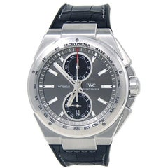 IWC Ingenieur IW378507, Grey Dial, Certified and Warranty