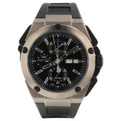 IWC Ingenieur IW386503, Black Dial, Certified and Warranty