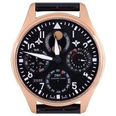 IWC Ltd Boutique Edition Big Pilot Perpetual Calendar Rose Gold IW502613