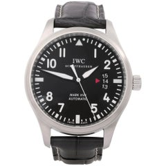 IWC Mark XVII IW326501 Men's Stainless Steel Pilots Watch