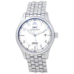 IWC Pilot IW325314, Silver Dial, Certified and Warranty