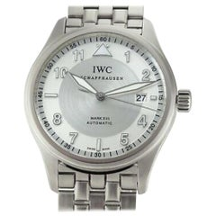 IWC Pilot IW3255-05, Silver Dial, Certified and Warranty