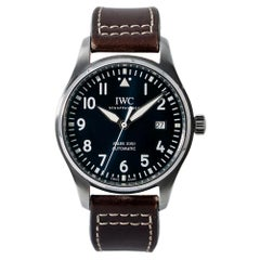 IWC Pilot IW327004, Blue Dial, Certified and Warranty