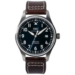 IWC Pilot IW327004, Certified and Warranty