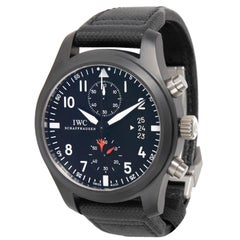 IWC Pilot IW388001, Black Dial, Certified and Warranty