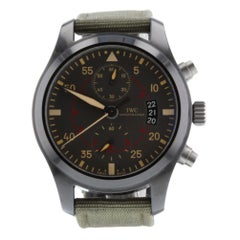 IWC Pilot IW388002, Grey Dial, Certified and Warranty