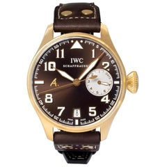 IWC Pilot IW500421, Brown Dial, Certified and Warranty