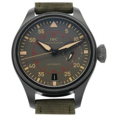 IWC Pilot IW501902, Grey Dial, Certified and Warranty