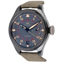 IWC Pilot IW501902, Black Dial, Certified and Warranty