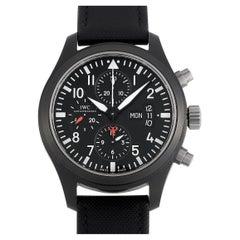 IWC Pilot Top Gun Watch 3880