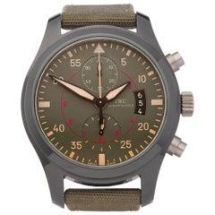 IWC Pilot's Chronograph Top Gun Miramar Ceramic IW388002