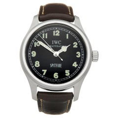 IWC Pilot's Spitfire IW325305 Men Stainless Steel MK XV Limited Edition of 1000