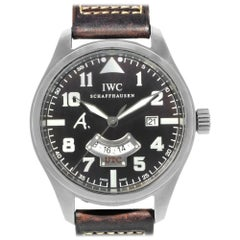 IWC Pilot's UTC Edition Saint Exupery Steel Automatic Men's Watch IW3261-04