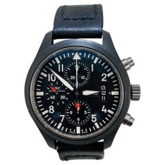 IWC Pilot's Watch Double Chronograph Edition Top Gun IW3375026