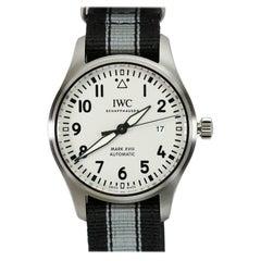 IWC Pilot's Watch Mark XVIII Ref IW327012 Wristwatch, circa 2019