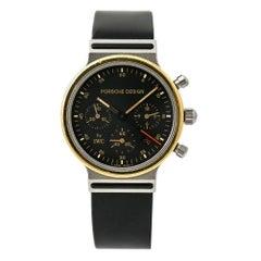 IWC Porsche Design IW3720, Black Dial, Certified and Warranty