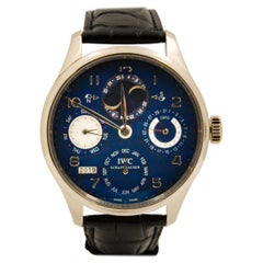 IWC Port Perpetual Blue IW503203
