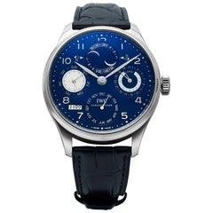 IWC Port Perpetual Blue IW503203