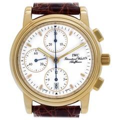 IWC Portofino IW3703, White Dial, Certified and Warranty