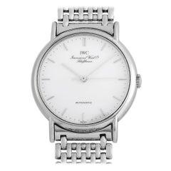 IWC Portofino Stainless Steel Dress Watch IW3514
