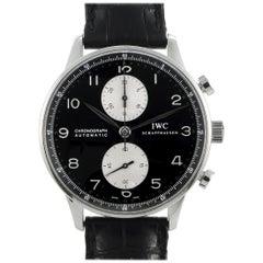 IWC Portugieser Chronograph Automatic Watch IW371404